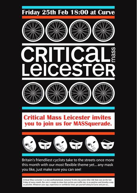 Critical Mass feb 25th