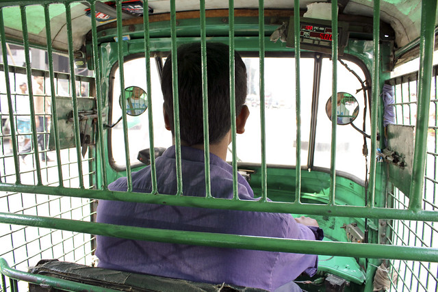 security inside baby taxi