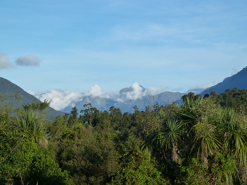 View from Haast by petertremain