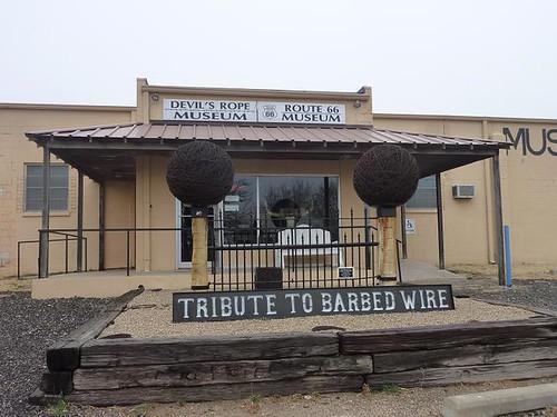 TX - Devil's Rope Museum 3 - Entrance full view
