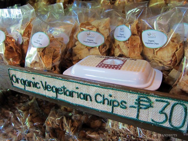 organic vegetarian chips from bohol bee farm