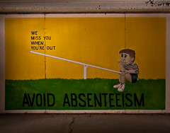 Avoid Absenteeism