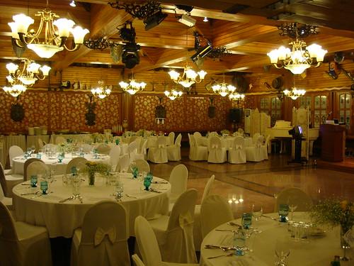 Alexander restaurant on Dalmaji