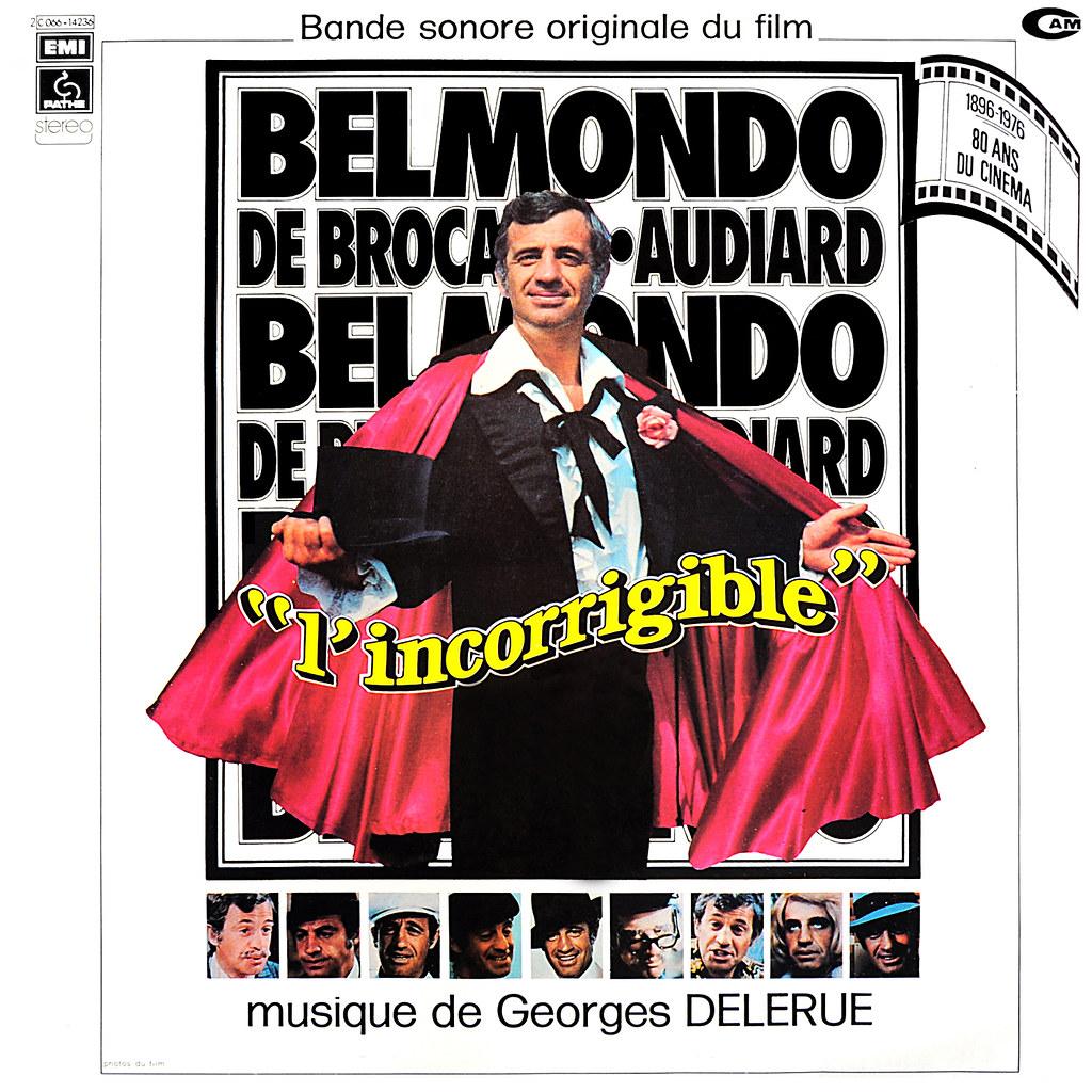 Georges Delerue - L'incorrigible