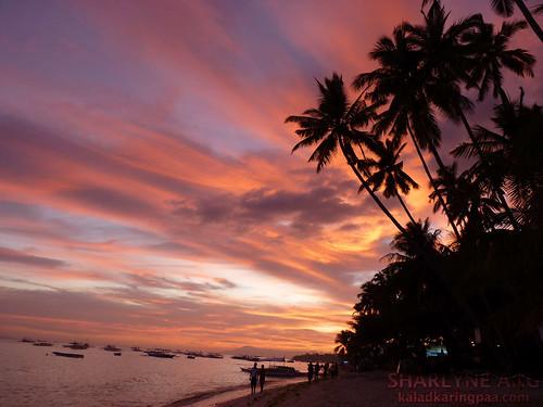 Sunset in Panglao, Bohol