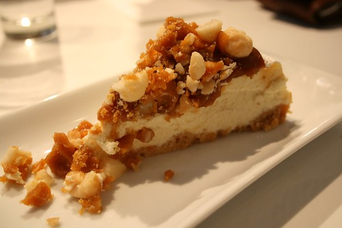 Ottolenghi cheesecake