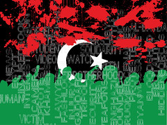Libyan Opposition Flag - Don't Forget the Beng...