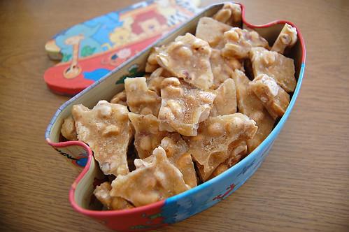 Peanut Brittle 1