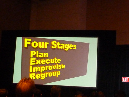 GDC 2011 Level Design Four Stages