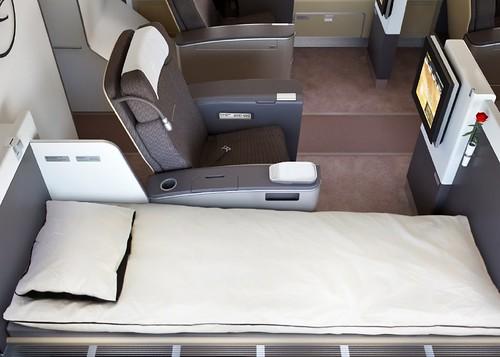 Lufthansa New First Class