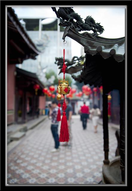 Gong Xi Fa Cai - Thian Hock Keng Temple