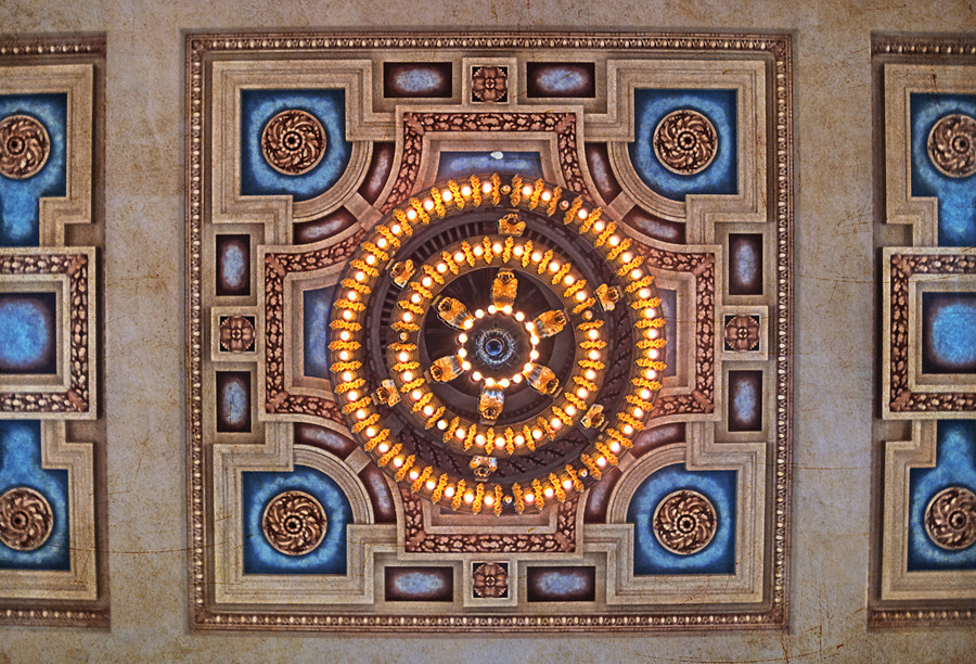 Union Station Ceiling