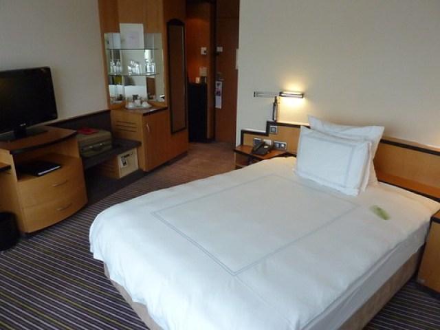 Swissotel Hotel Zurich Room 2116