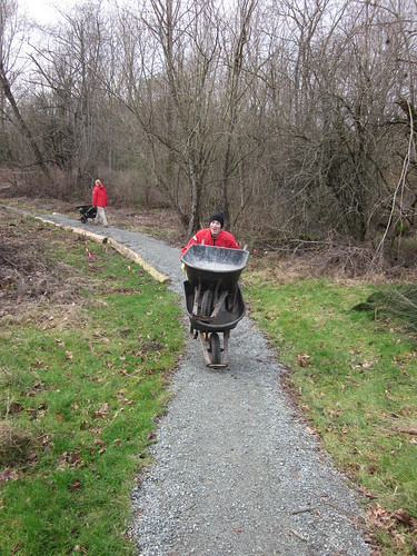 West Duwamish Greenbelt Service