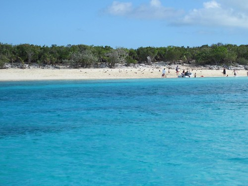 Allen's Cay
