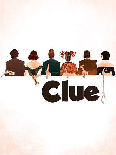 Reelizer Clue by Kevin Wada Movie Poster