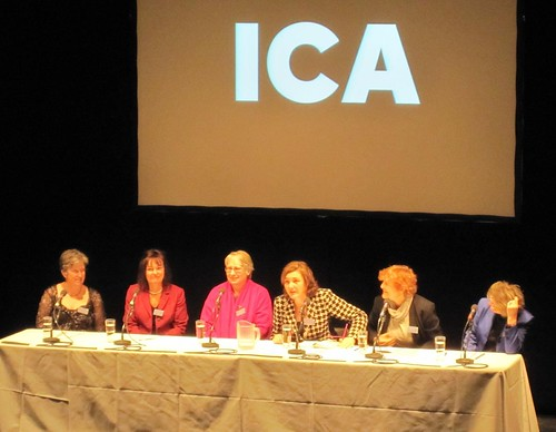Suffrage Science debate at the ICA