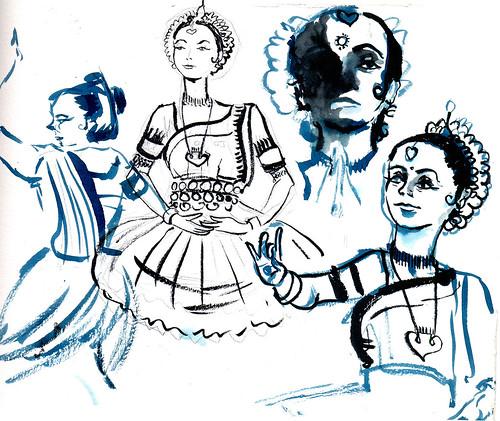 Doctor Sketchy - desenhos rápidos