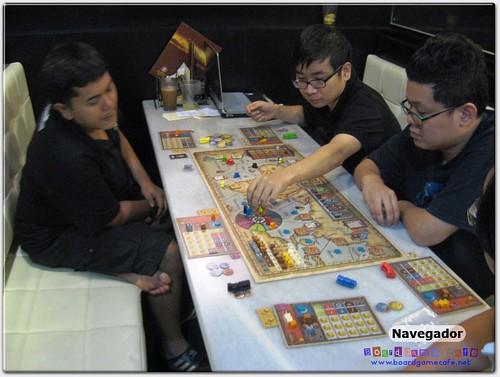 BGC Meetup: Navegador