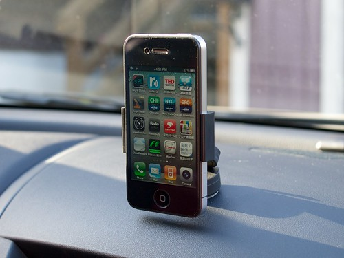 Just Mobile® Xtand Go™ for iPhone 4