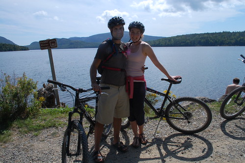 Tania Amp Christopher Bike Dates Around The Country