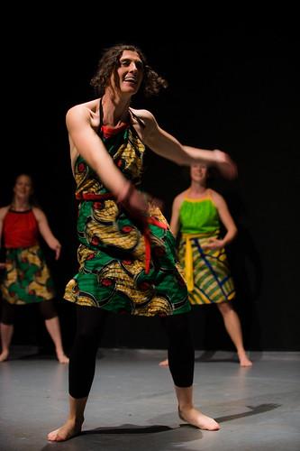 Triba - West African dance