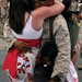 Long-awaited reunions; CLB-3 Marines return home