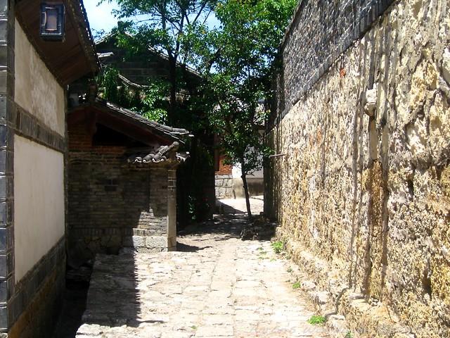 Lijiang Side Street