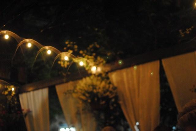 pretty, european-feeling patio