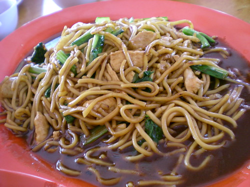 SweetFamily Foochow fried noodles