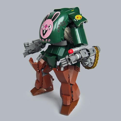 Lego Sucker Punch 'Bunny Meka'