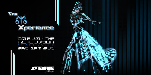 The [sYs] Xperience . JOIN THE REVOLUTION