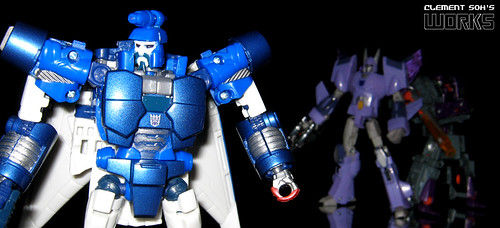 Transformers United Scourge