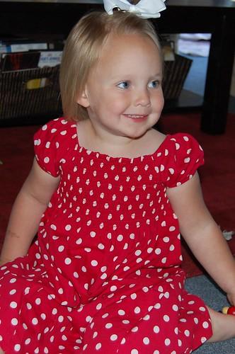 Minnie Dress 3