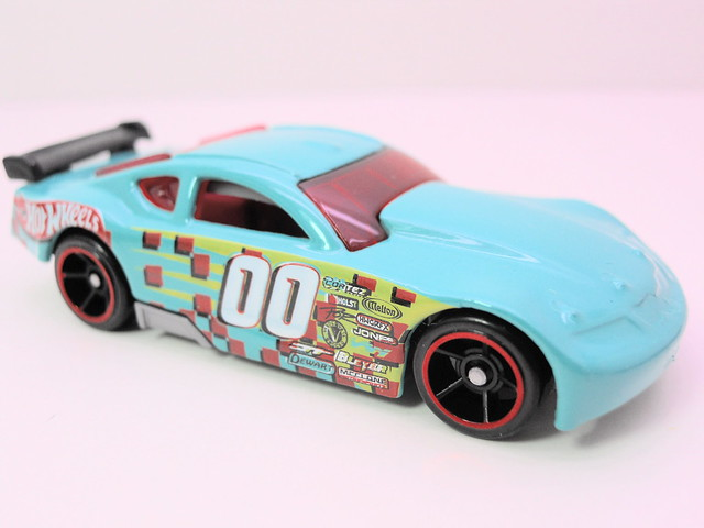 hot wheels circle tracker blue (2)