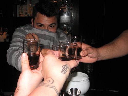 fernet shots