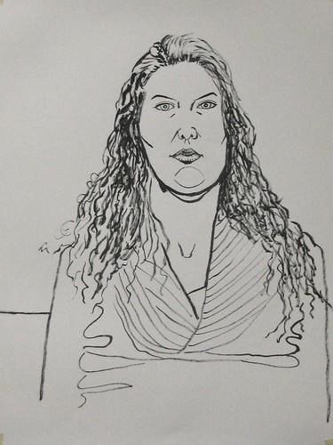 Portrait Course 2011-03-28 # 2
