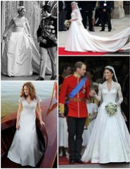 Pince William and Kate Middleton's wedding