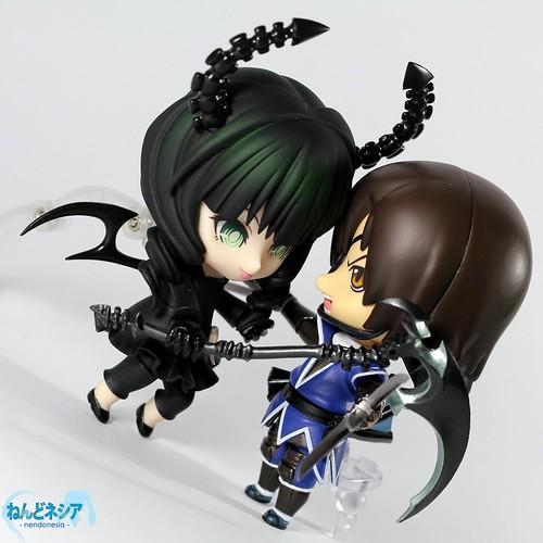 Nendoroid Dead Master vs Date Masamune