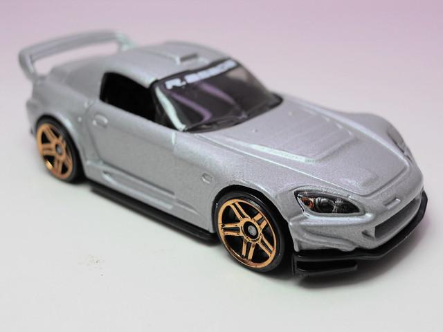 hot wheels silver honda s2000 (3)