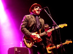 Elvis Costello - Madison Square Garden - April...