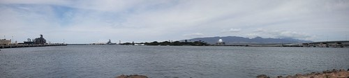 Pearl Harbor Panoramic