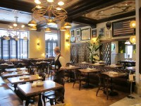 Gourmet Pigs: Public Kitchen and Bar at The Hollywood ...