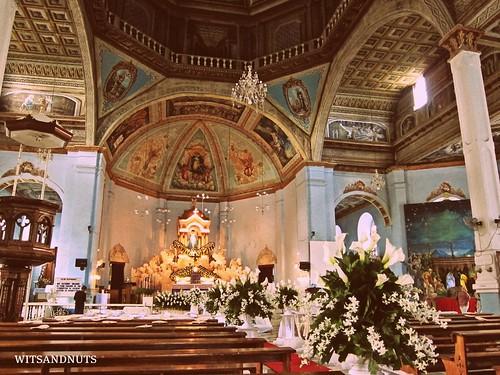 Dauis Church in Bohol