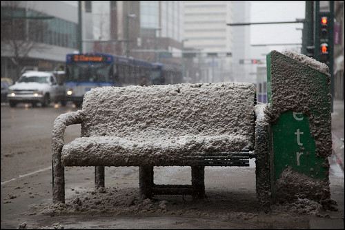 Last snow?