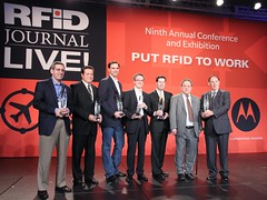 2011 RFID Journal Awards