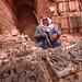 Andenkenverkäufer, Petra, Jordanien