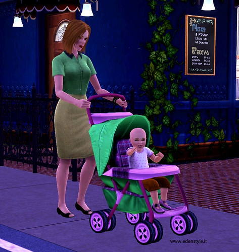 Edenstyle Generations Preview Part 7-All About Strollers