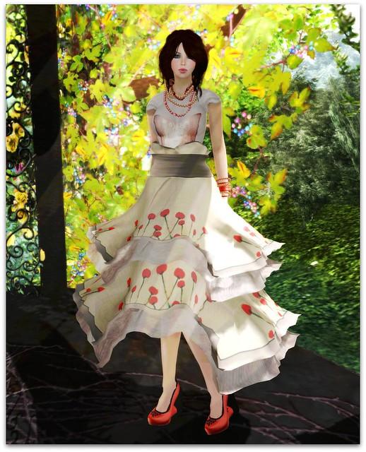 Indy Skirt Lpd