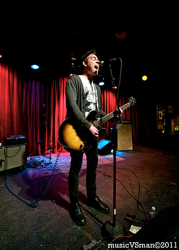 Ted Leo @ Off Broadway - 05.08.11